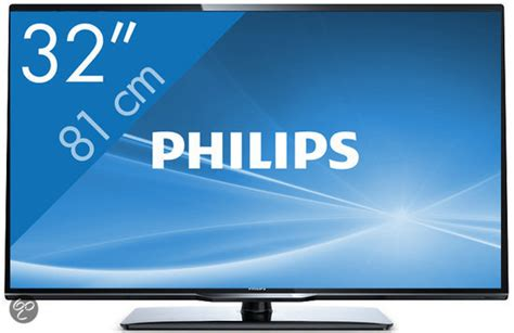 bol philips 32pfl3258 led tv 32 inch hd smart tv elektronica