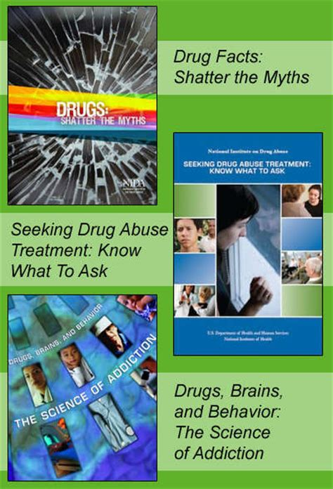 Detox Facts Myths by Patient Materials National Institute On Abuse Nida