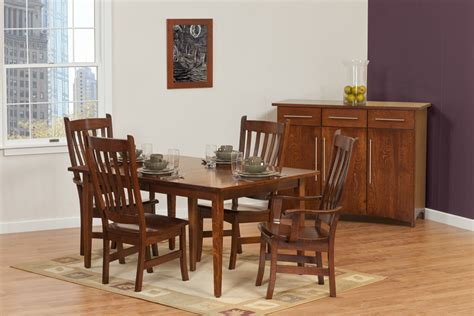 winthrow dining room amish furniture designed