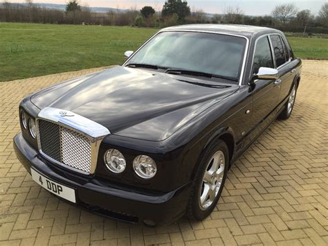 bentley arnage t mulliner bentley arnage 6 8 t mulliner level ii 2007 57 2008