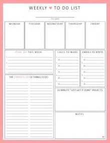 To Do List Planner Template by 6 Best Images Of Printable Monthly To Do List Sheets