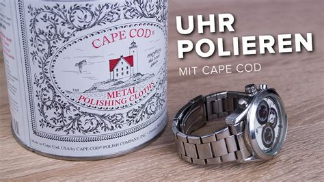 Silber Polieren Kratzer by So Gehts Uhr Polieren Cape Cod Fullhd