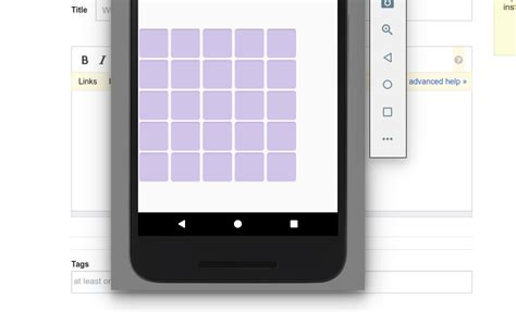 android layout gravity programmatically android setting gridview width wrap content stack overflow