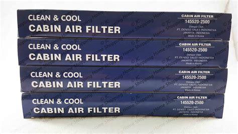 Filter Ac Filter Kabin Suzuki Denso Jual Cabin Air Filter Filter Udara Kabin Denso