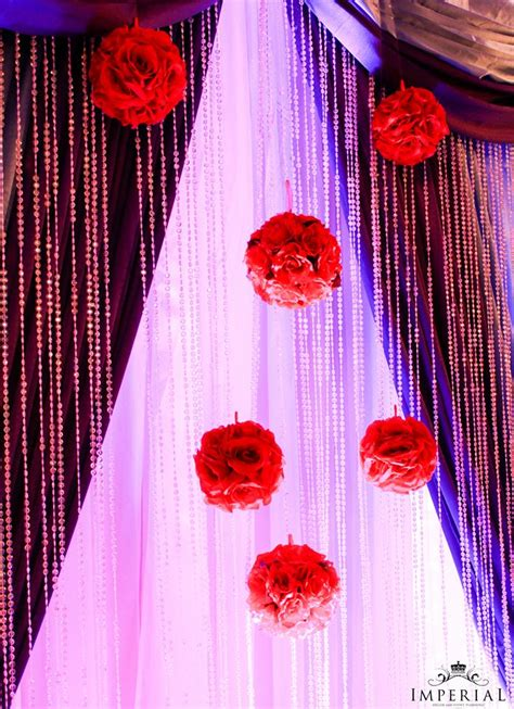 Indian Wedding Home Decoration sparkle all around imperial decor