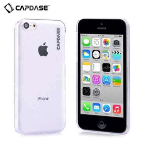 Capdase Karapace Jacket Bb Q5 Finne Ds Clear 1 capdase karapace jacket finne ds for iphone 5c clear
