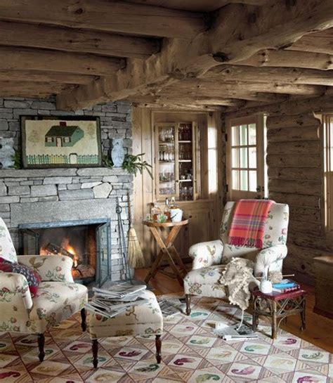 cozy cabin rustic cabin interiors pinterest vaulted 1000 images about rustic living homes rooms decor on