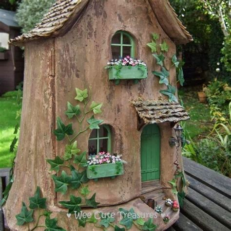 real life treehouse 16 diy cute fairy garden and fairy garden furniture that