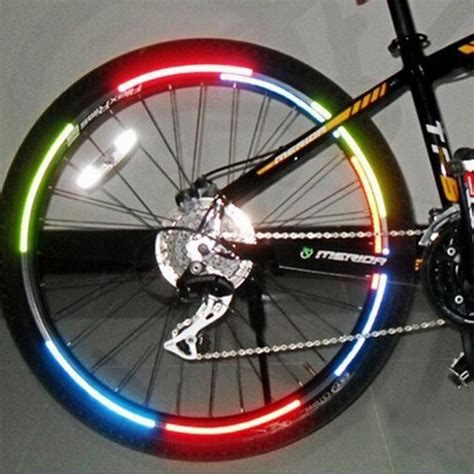 Fahrrad Reflektor Sticker by Best Bicycle Reflector Fluorescent Mtb Bike Bicycle