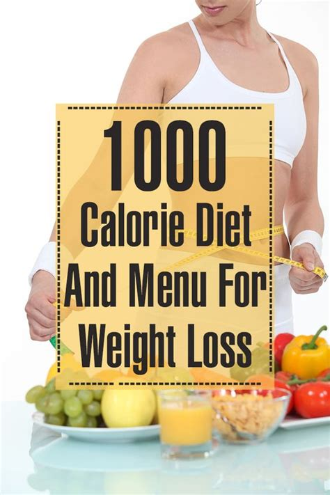 weight loss 1000 calories per day the 1000 calorie diet plan for weight loss skinnyan