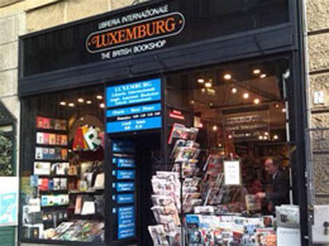 libreria internazionale luxemburg torino library of america spoken here inside the libreria