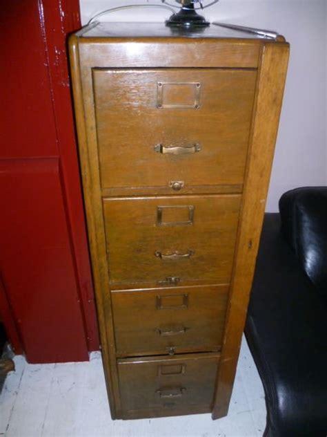 Vintage Style Filing Cabinet by Vintage 1930s Oak Filing Cabinet 143850