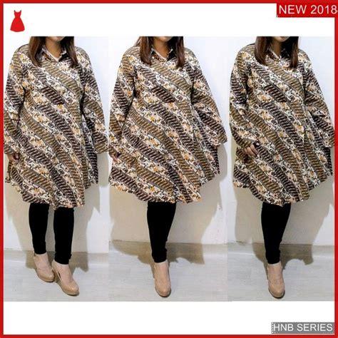 hnb model dress batik ukuran besar jumbo modis bmg shop