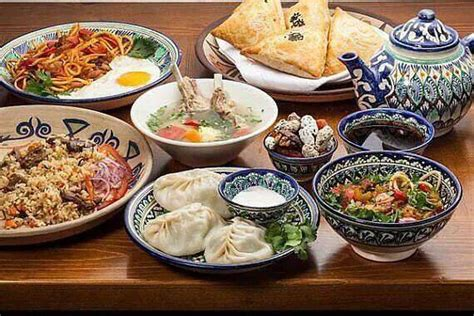 uzbek national cuisine main courses about kavsar halal restaurant pittsburgh