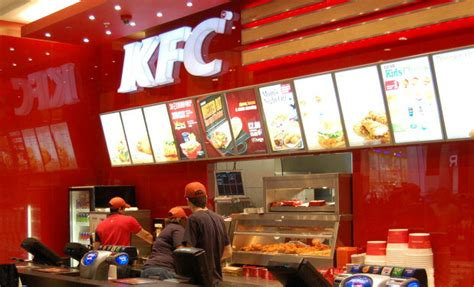 facility layout kfc restaurants assignment presentation report on segmenting targeting