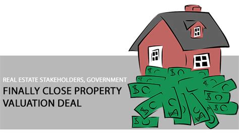 real estate stakeholders government finally