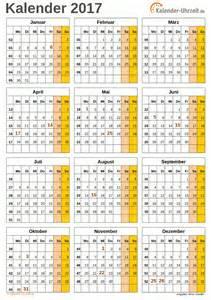 Kalender 2018 Niedersachsen Excel Excel Kalender 2017 Kostenlos