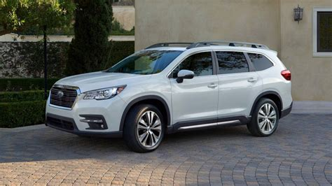2019 subaru ascent debut all new 2019 subaru ascent offers up to eight seats