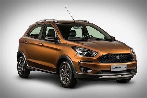 Auto Mit K by Ford Ka Active Specs Photos 2018 Autoevolution