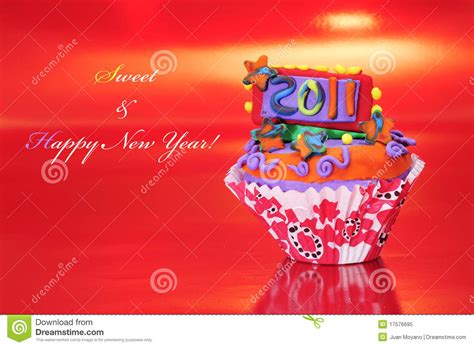 sweet and happy new year royalty free stock photo image