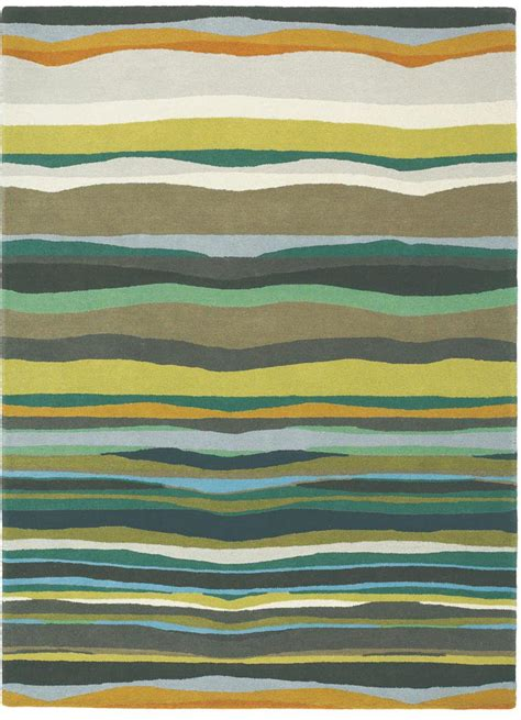 Large Striped Area Rugs estella summer 85207 rug from the striped rugs collection