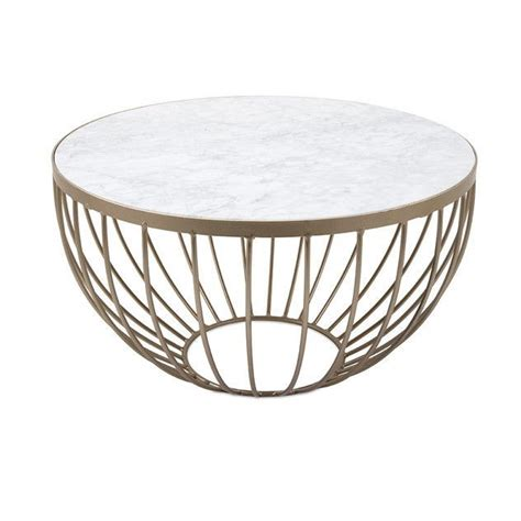 charming white coffee tables white marble gold base 17 best images about living room on house tours crate and barrel and vintage living