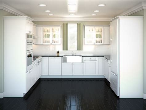 u shaped kitchen layouts 1000 images about kitchen u shaped with end window on