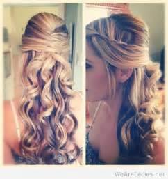 Cute prom hairstyle idea 2015