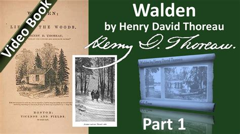 walden book india part 1 walden audiobook by henry david thoreau ch 01