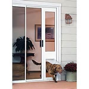 Sliding Glass Pet Door Pet Doors Doors Cat Doors For Every Type Of Door