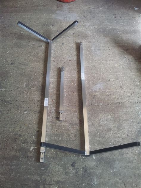 sculling boat car roof rack neaves rowing