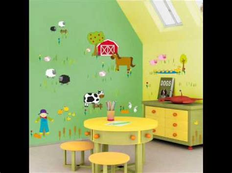 Stickers For Decorating Walls kids wall stickers ideas for decorating a baby boy room