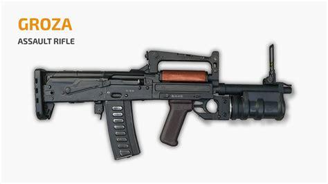 pubg groza pubg groza 武器性能ガイド 簡単な説明と詳細なデータのスプレッドシート ポチンキ速報