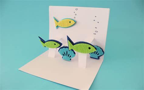 como hacer imagenes 3d en un libro tarjetas pop up o 3d pasos b 225 sicos artividades