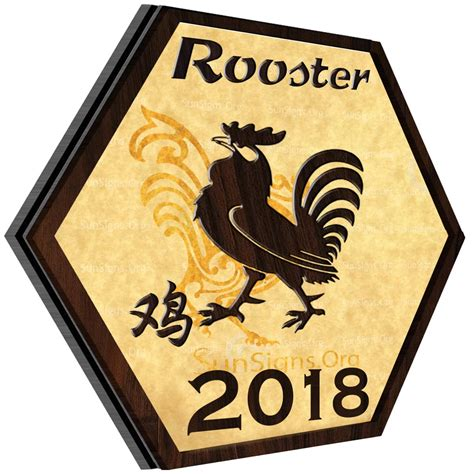 new year 2018 zodiac rooster rooster horoscope 2018 predictions sun signs