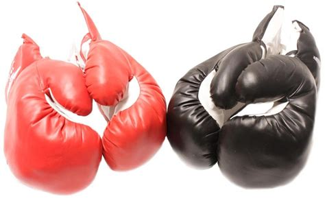 8 Pairs Of Mittens And Gloves 2 pair of new boxing punching gloves and fitness