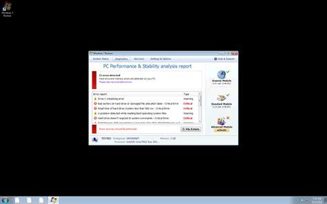 software reset ip1880 windows 7 windows 7 restore or windows7restore removal report