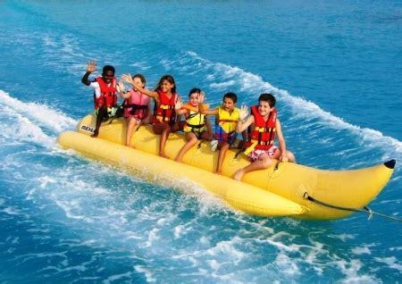 banana boat zambia banana ride dubai heritage safari arabia horizons tours