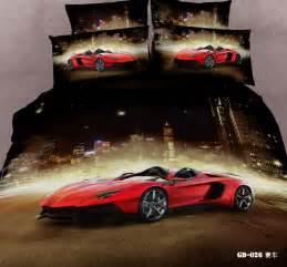 California Car Covers Discount Aliexpress Buy 3d Race Cars Bedding Sets California
