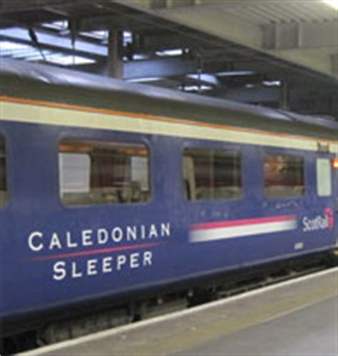 Caledonian Sleeper Wifi by Jogler The Journey To Scotland The