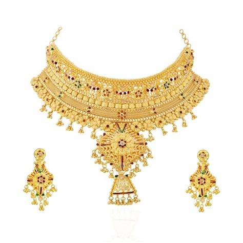 40 beautiful women wearing heavy gold jewelry stylishwife gold ornaments for marriages
