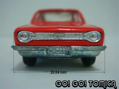Miniatur Tomica Post 68 Go Go Tomica Series 1 Tomica Yellow Black Box