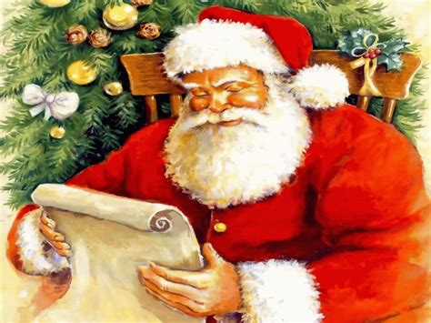 santa s santa s checking his list have you been naughty or nice