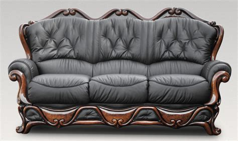 italian leather settee dante 3 seater italian leather sofa settee offer black