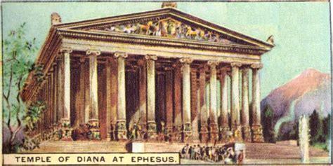 temple of diana temple of artemis at ephesus weneedfun