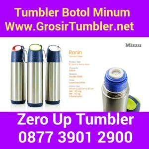 Mizzu Roswell Vacuum Flask 300 Ml tumbler stainless botol minum gayo lues 087739012900