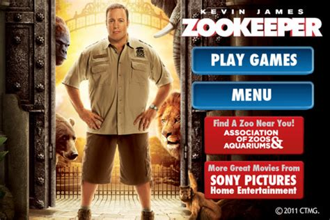 Zookeeper Requirements by Zookeeper App For Iphone App By Sony