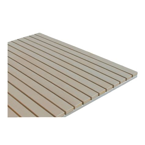 Aluminum Table Top by 32 Quot Nevada Outdoor Table Top In Gray Teak Dura Wood