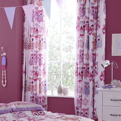 bedroom curtains for girls terrific white floral double girls bedroom curtains with