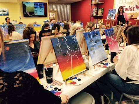 paint with a twist evansville in 2015 painting with a twist
